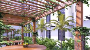 Tiện ích dự án căn hộ Jamila Khang Điền - Song Hành - công viên
