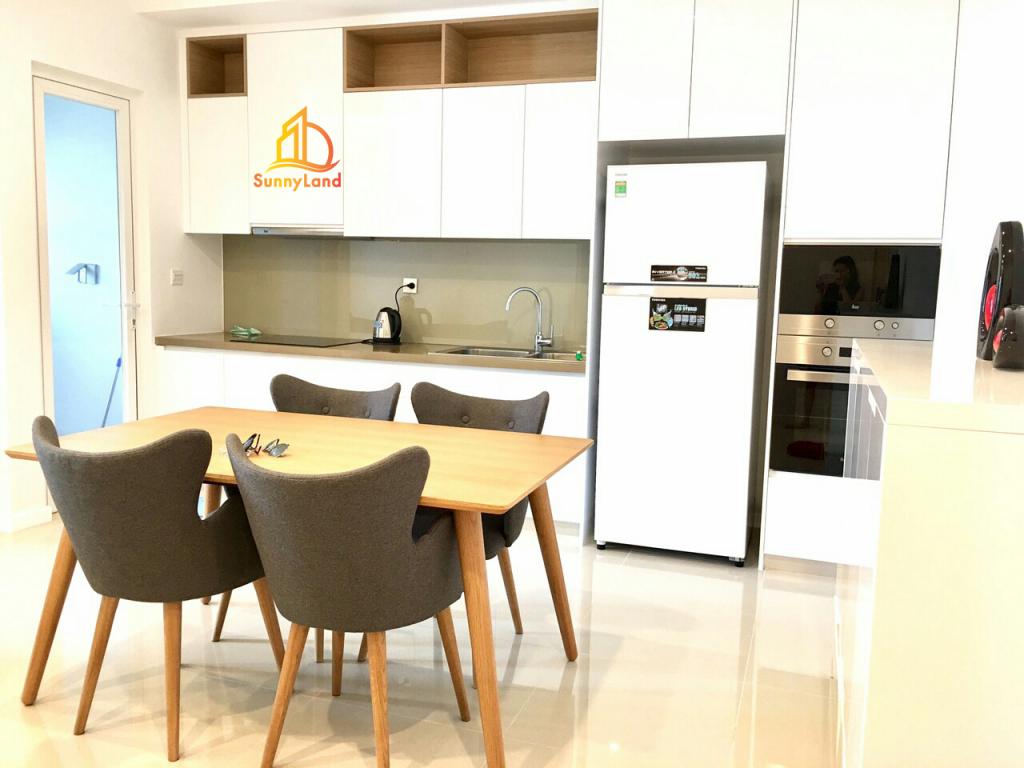 Nội thất đầy đủ căn hộ Sarimi B2-506 cho thuê