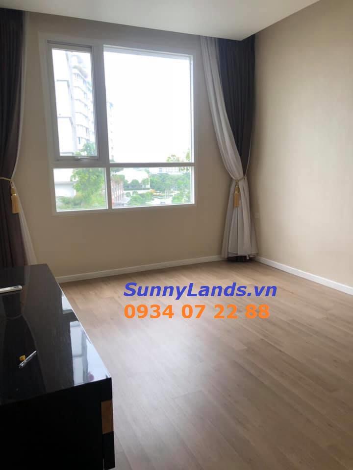 Phòng ngủ, giải trí căn hộ Sarimi Sala 3PN