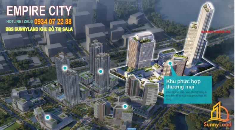 EMPIRE CITY THỦ THIÊM QUẬN 2