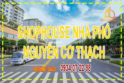 Cập nhật giá bán nhà đường Nguyễn Cơ Thạch Quận 2 Sala Đại Quang Minh