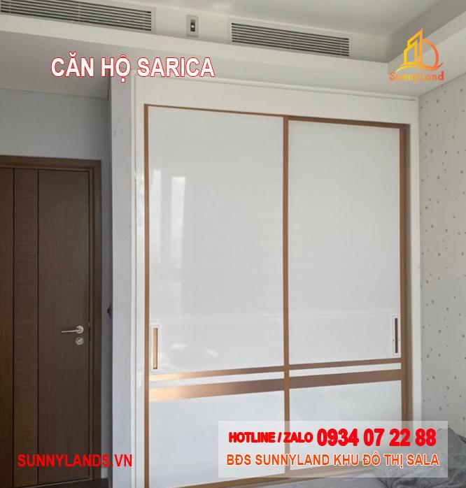 Căn hộ Sarica khu đô thị Sala